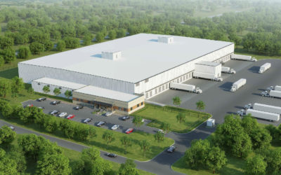Now Leasing 200,000sf Cold Storage Building at TexAmericas Center