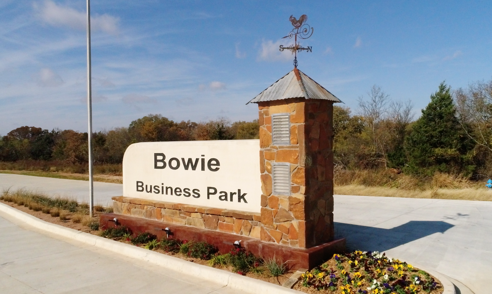 Full Business Park Sign (1)